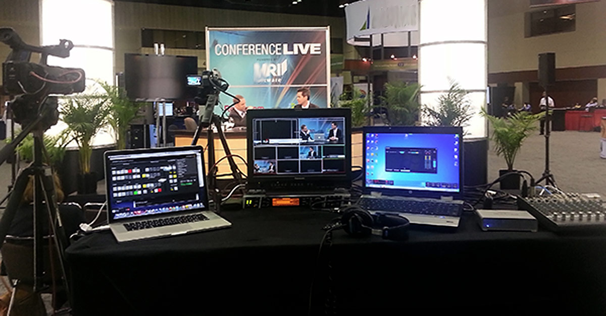 How to set up multi camera live streaming with a one for Camera streaming live