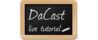DaCast Webinars