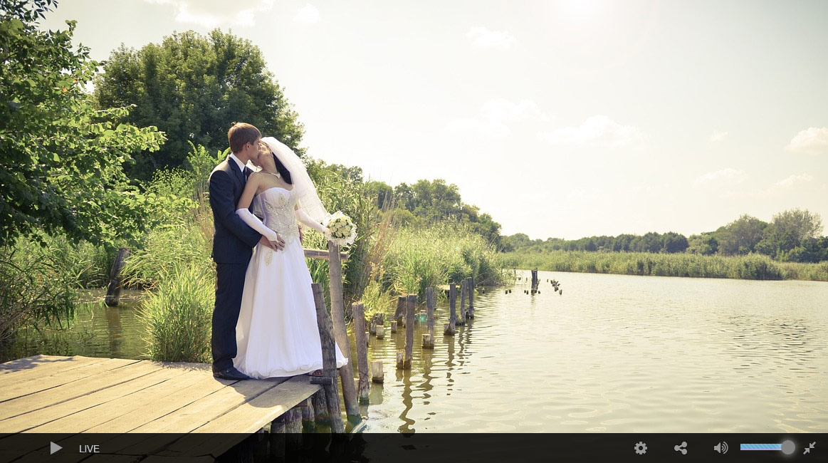How to Have a Broadcast Wedding Online