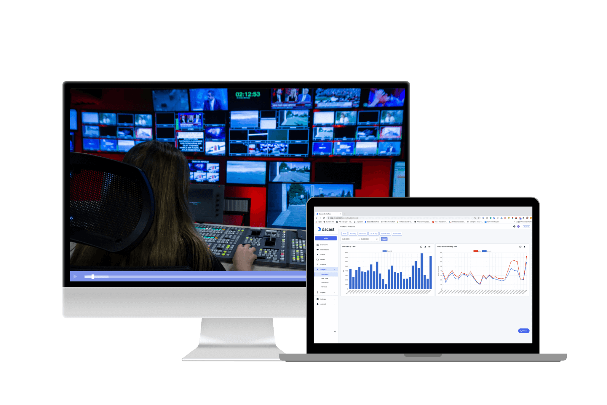live streaming analytics