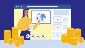 selling videos online