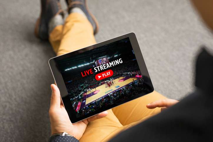 broadcast live online