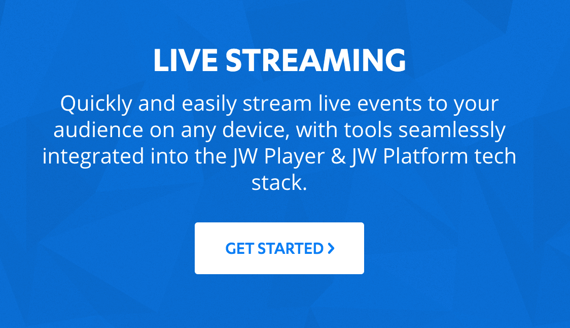 JW Player Alternatives for Live Streaming Video: Kaltura and DaCast