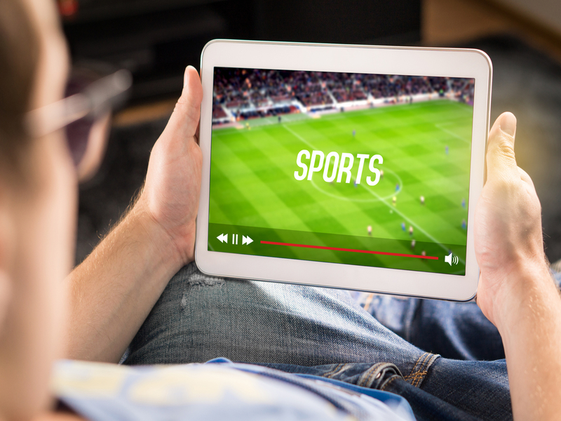 online sport streaming