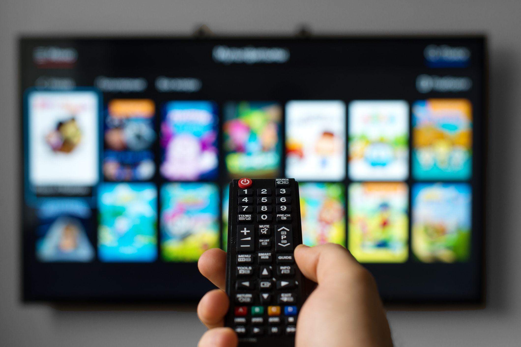 How to Monetize Over-The-Top Video OTT Video - smart TV