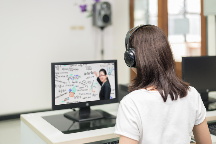 streaming solutions for online university courses