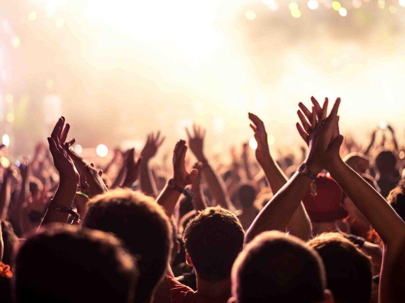 online concert platform