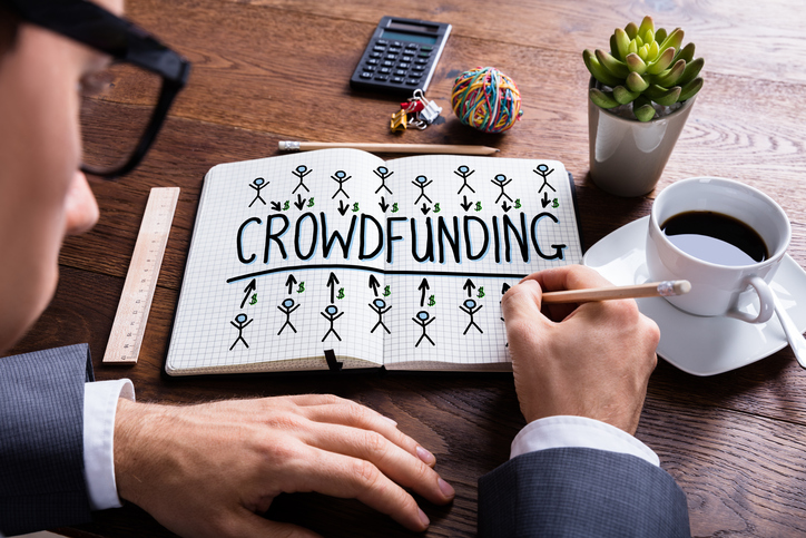 live streaming crowdfunding