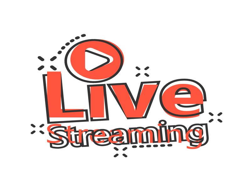 video streaming host