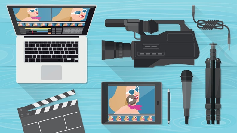 online video broadcasting