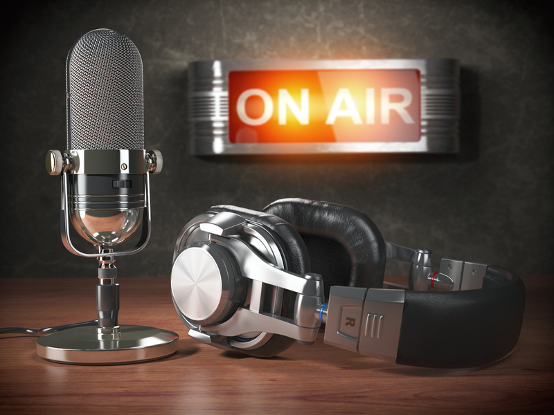 live audio streaming service