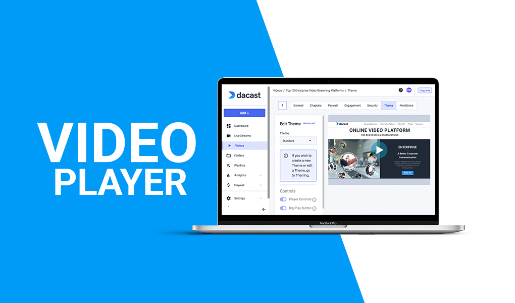 Video Player - HTML5 All Device