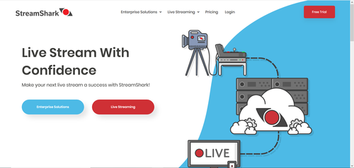 Top 10 Best Live Streaming Platforms for Pros - DaCast