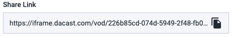 Facebook Streaming - iframe Code