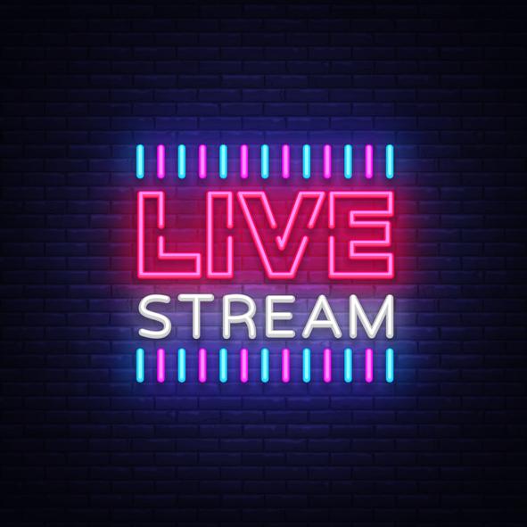 Live Streaming Encoder for Broadcasting Live Events