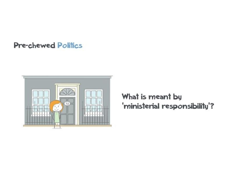 Pre-chewed politics Case Study