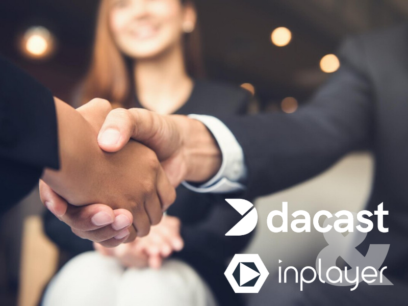 Dacast's New Partnership