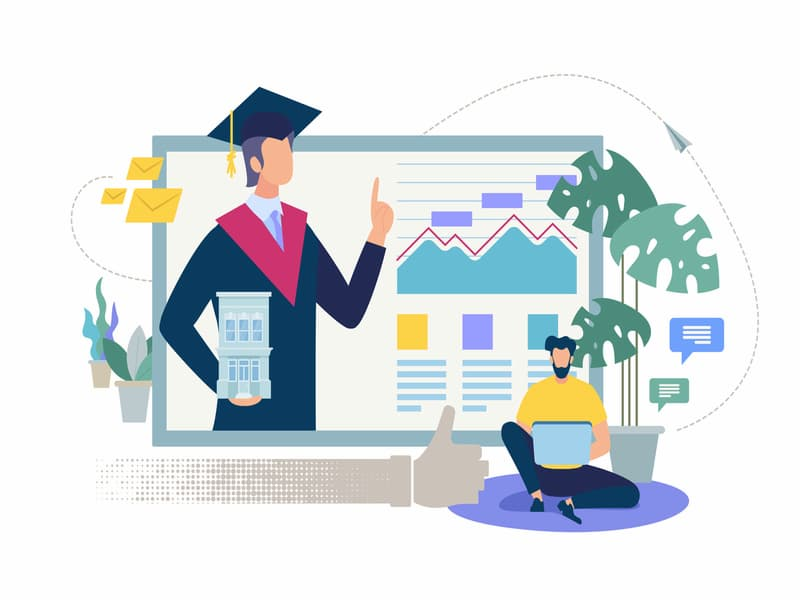 online video in education