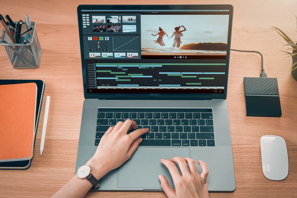 business video hosting