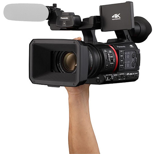 Panasonic AG-CX350 4K camera