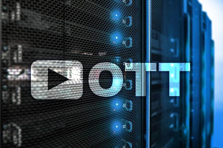 OTT video platform