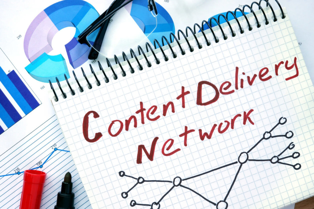cdn content delivery network