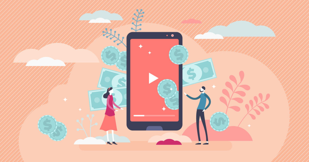 video monetization paywall