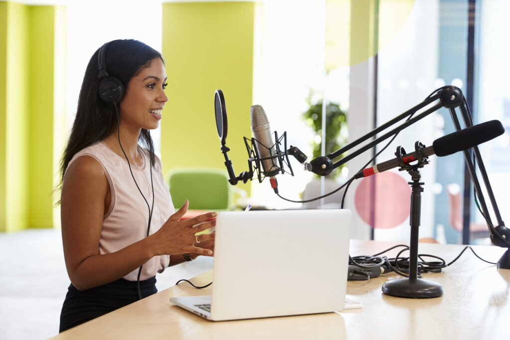 Audio Streaming Hosting Platform