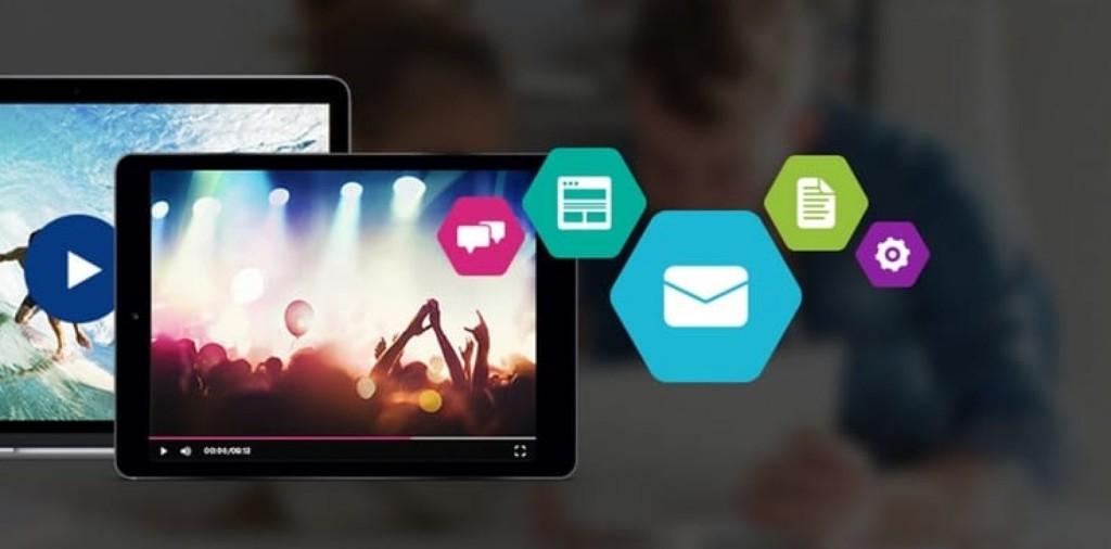 brightcove online video platform dashboard