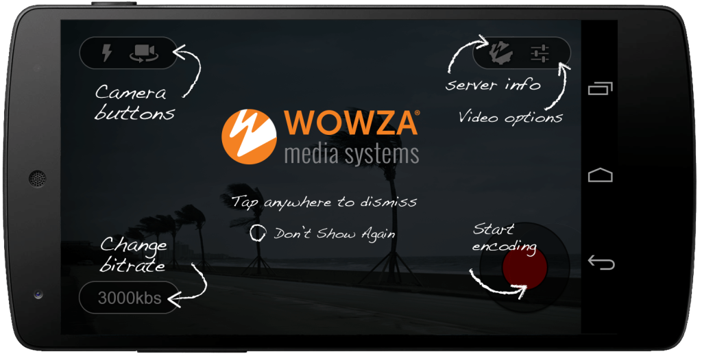 wowza ott live streaming platform
