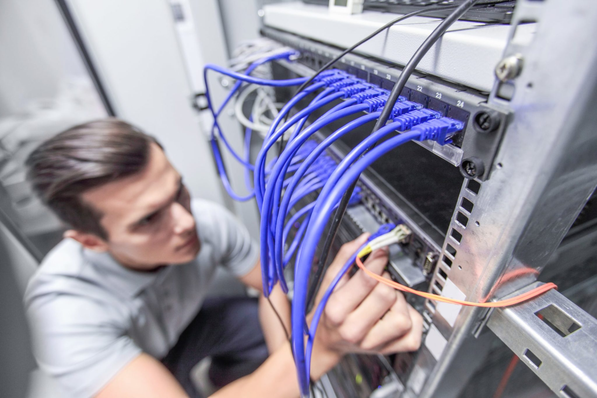 in-house streaming server network solution