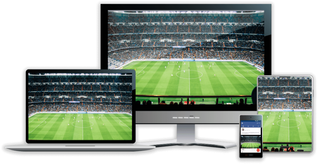 tricaster-multi-display RTMP encoder for live streaming