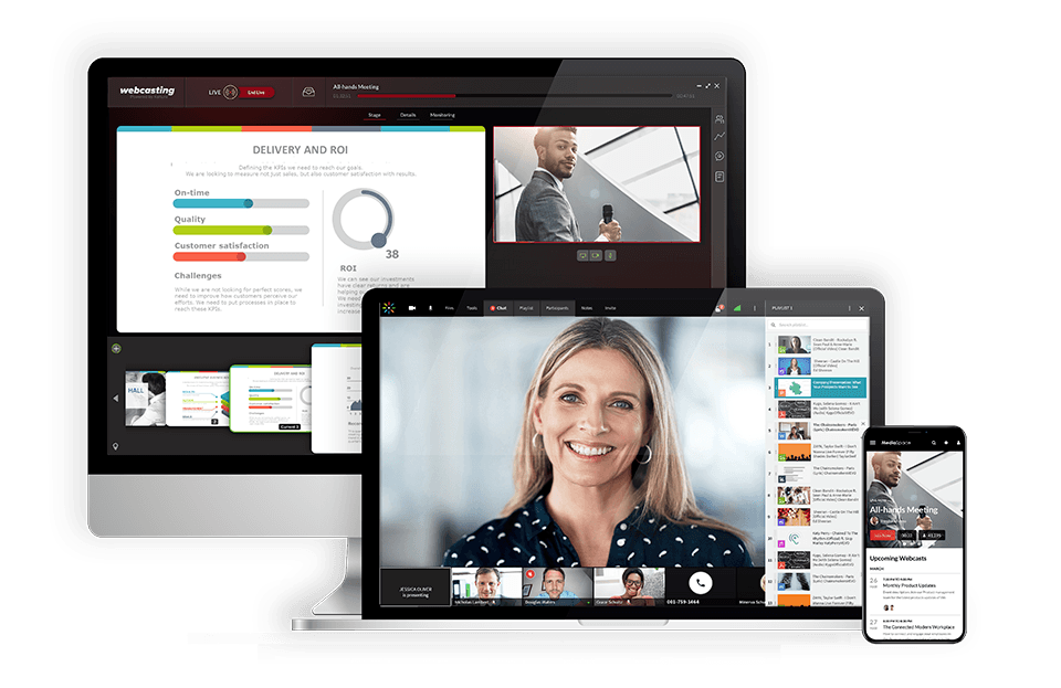 kaltura business video hosting site