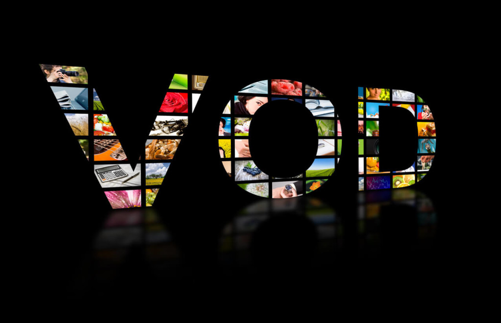 video on demand vod platform