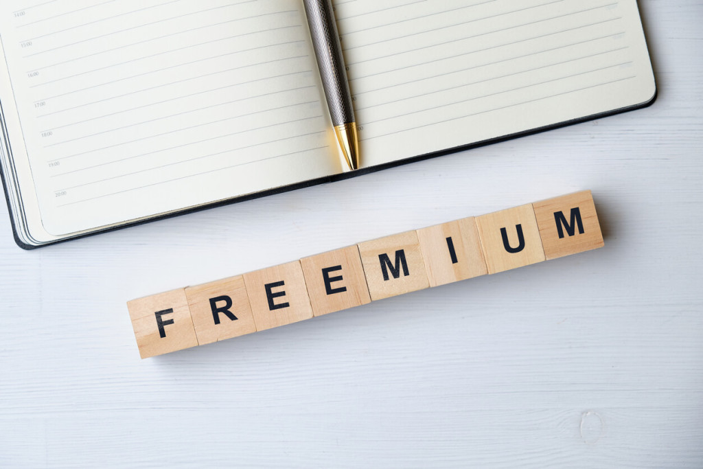 freemium monetization model