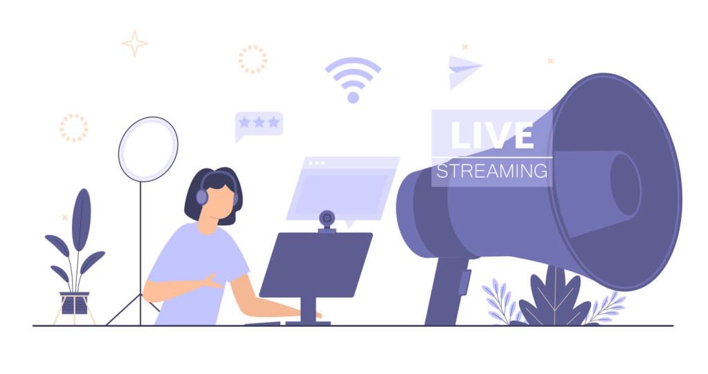 live stream recording