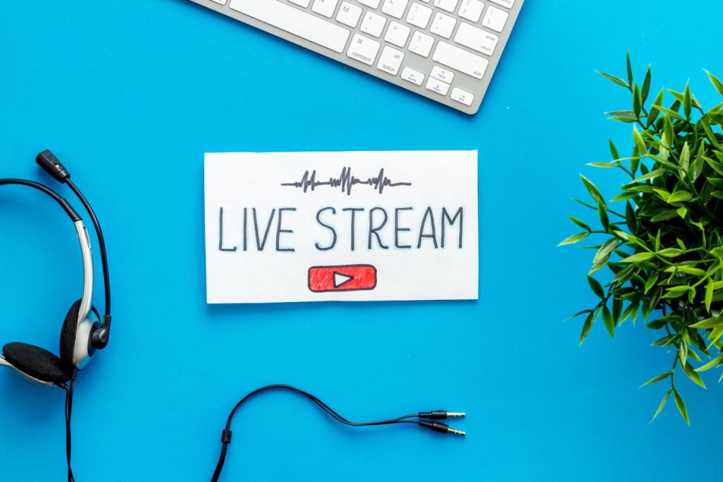 live streaming vs vod