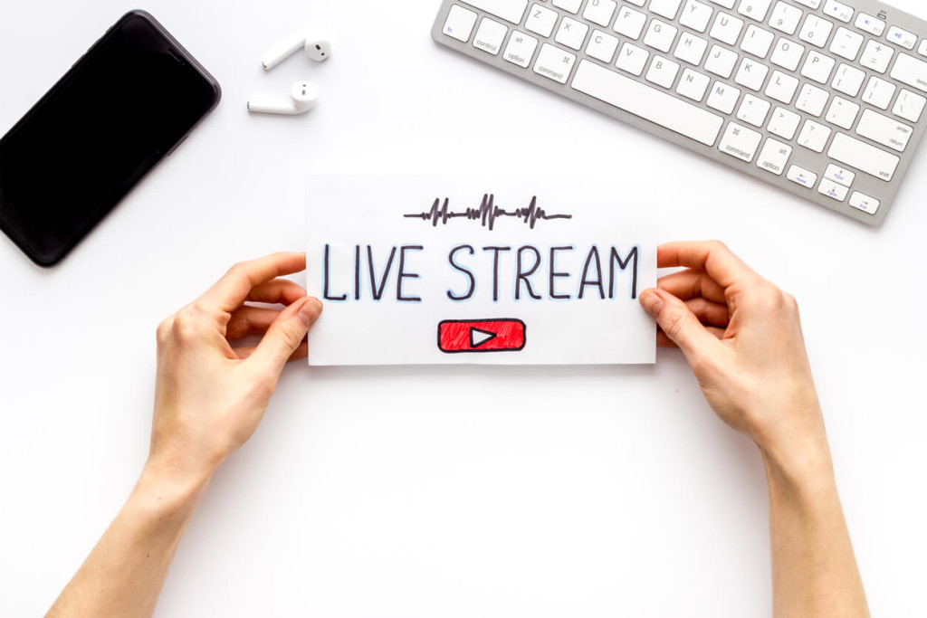 live streaming solution