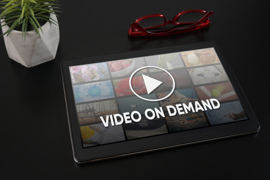 On Demand Video Streaming