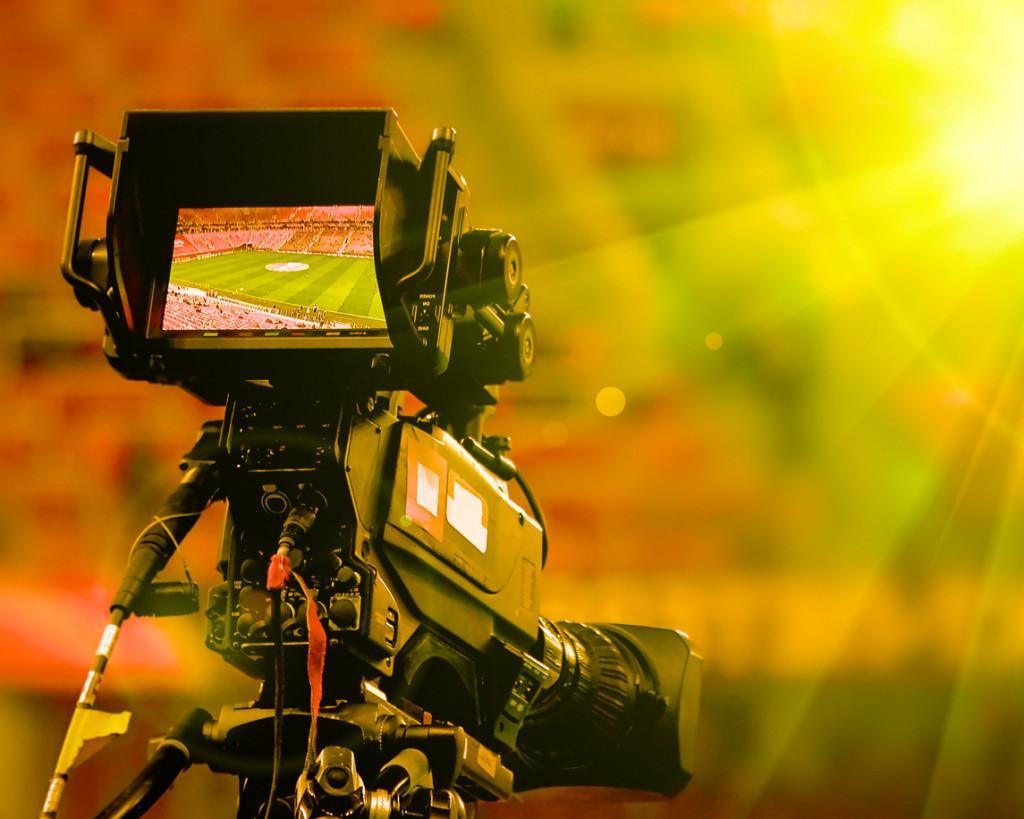 broadcast live sports
