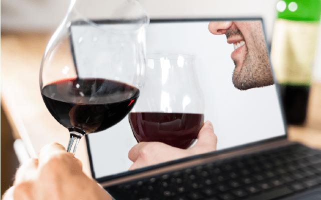 wine virtual tasting