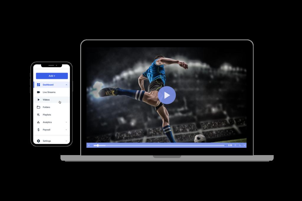 Online Sport Broadcasting
