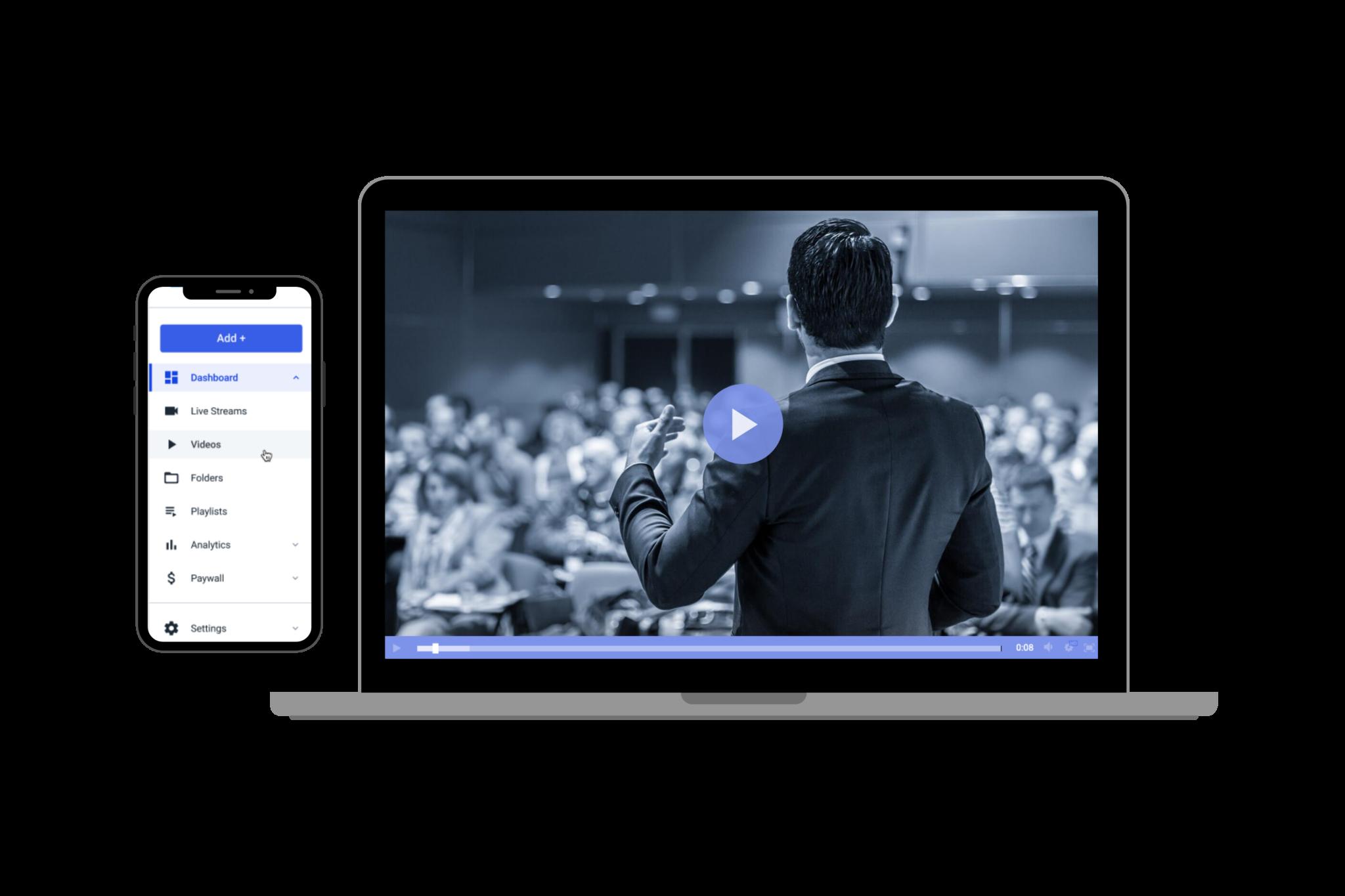 live streaming event video platform