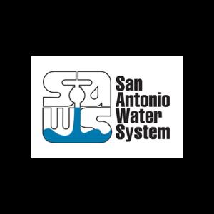 San antonio water system logo dacast