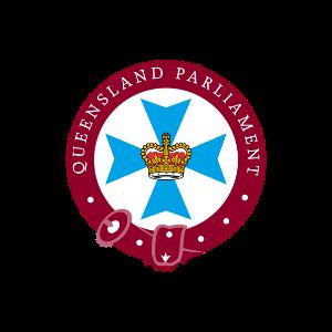 Queensland parliament logo dacast