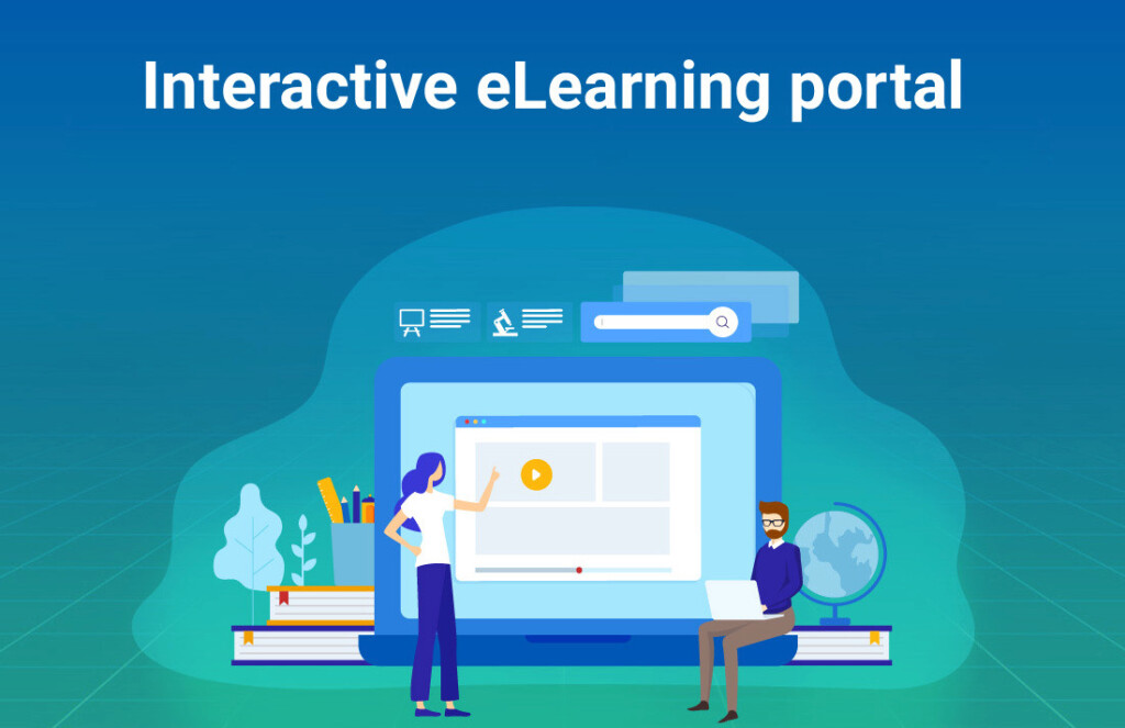Muvi e-learning video portal