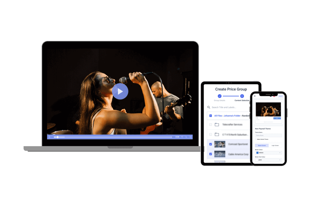 video monetization platform