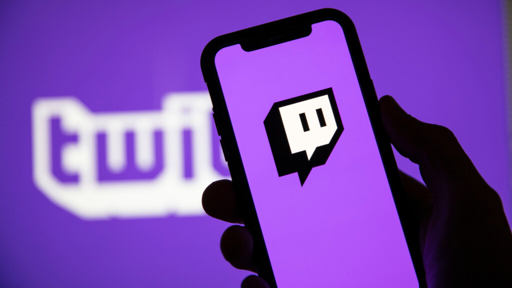 Twitch free streaming platform