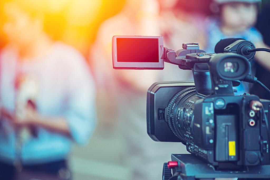 Camcorder video camera