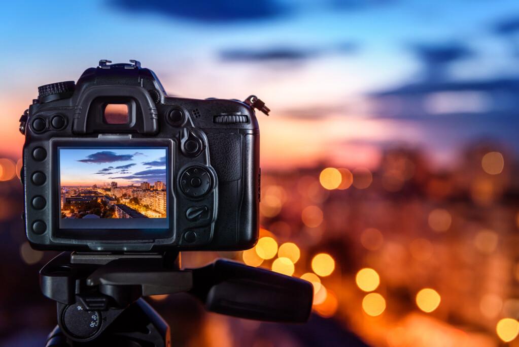 digital camera tripod
